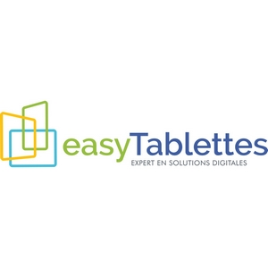Logo d'Easy Tablettes, location d'iPad et de tablettes