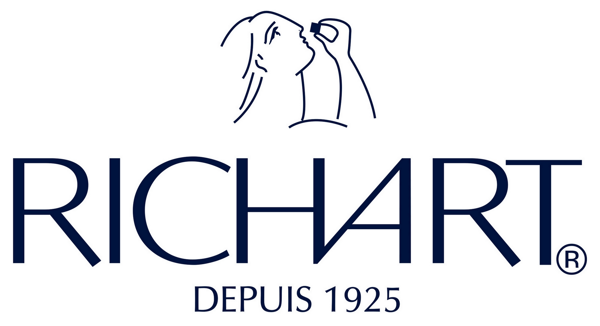 Logo de la Maison RICHART, chocolatier partenaire de Handicap International