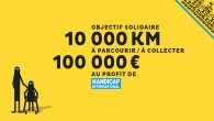 Sport Ensemble, l'événement solidaire de Handicap International