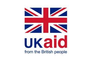 Logo de UK aid from the British people