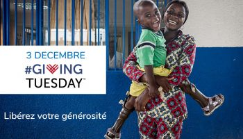 #GivingTuesday : lancez une cagnotte pour Handicap International